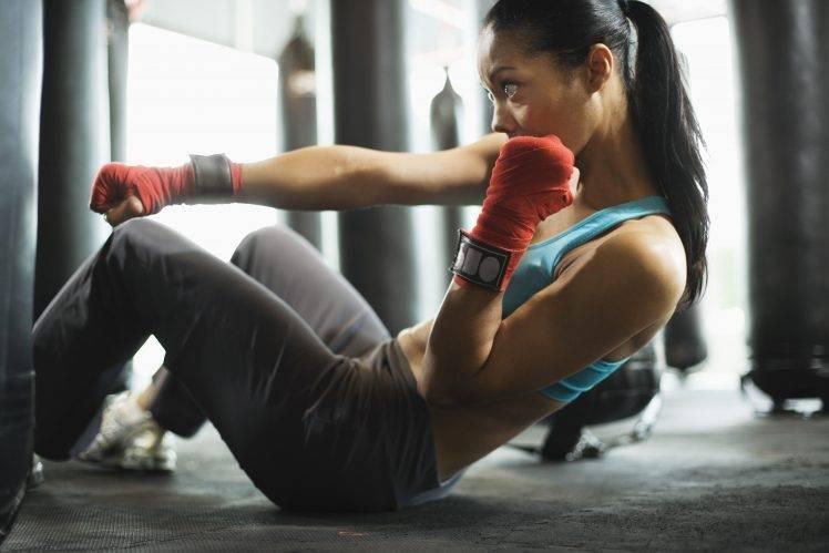 fortaleciendo tu cuerpo entrenando boxeo