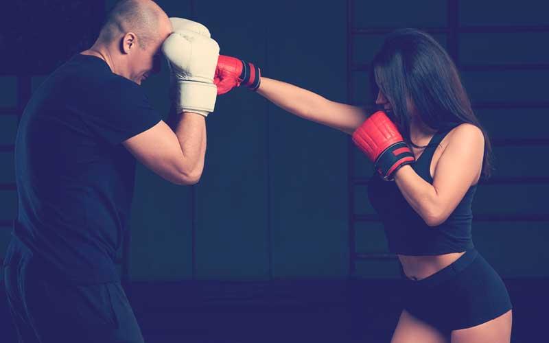 boxeo como defensa personal